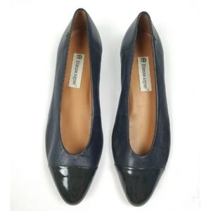 Etienne Aigner Ballet Flat Pointed Toe